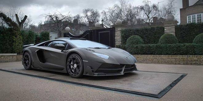 Рассекречен Lamborghini Aventador Superveloce J.S. 1 Edition