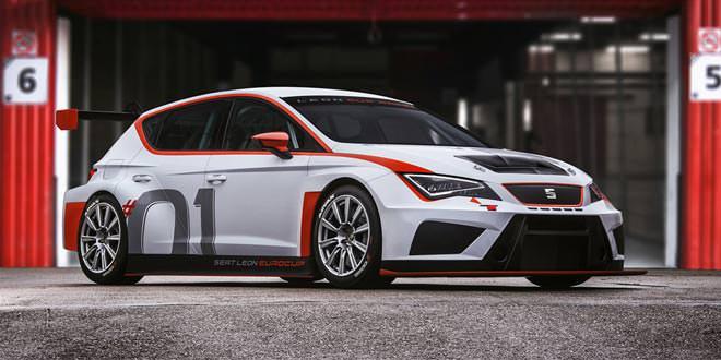 Новый SEAT Leon Cup Racer получил 330-сил