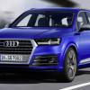 Компания Audi выпустила новый «горячий» кросс SQ7