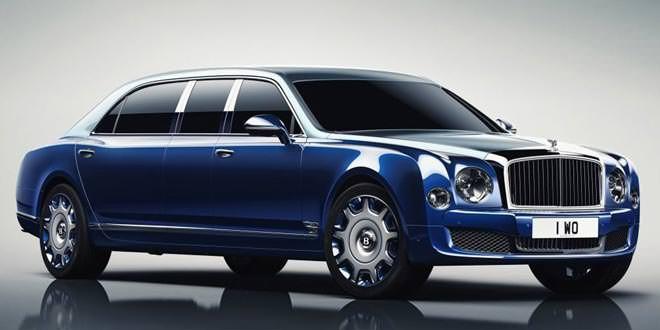 В Mulliner построили лимузин на базе Bentley Mulsanne