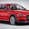 Рендер внедорожной Audi A3 Allroad Quattro