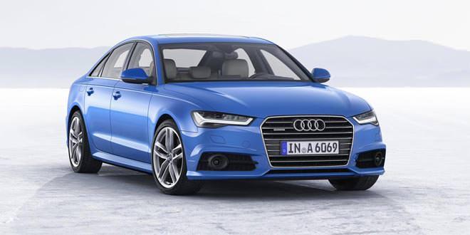 Представлено оновлені Audi A6 та A7 (55 фото)