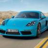 В Пекине дебютировал новый Porsche Cayman
