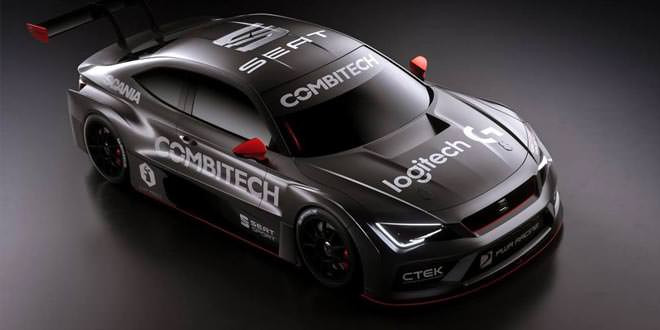 Гоночный SEAT Leon STCC оснастили 420-сильным двигателем