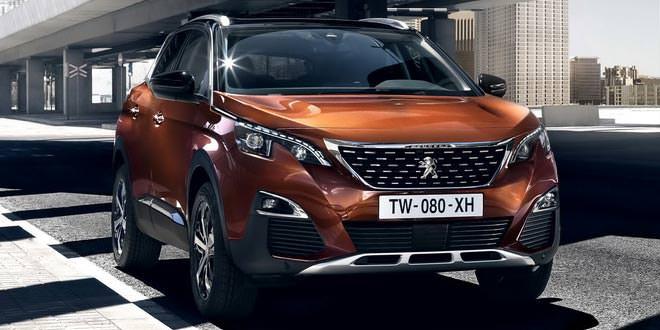Представлен новый кроссовер Peugeot 3008