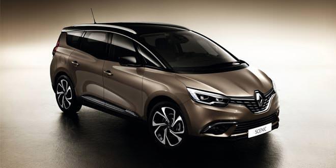 Новый Renault Grand Scenic официально представлен