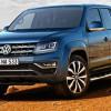 Официально: Volkswagen Amarok пережил рестайлинг
