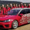 В Австрии представлен VW Golf R Variant Performance 35 concept