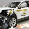 Кроссовер Volkswagen Tiguan прошел краш-тест Euro NCAP на 5 звезд