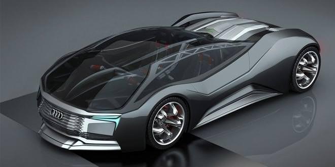 Ядерный суперкар Audi Mesarthim F-Tron Quattro