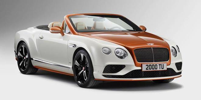 В Mulliner поработали над Bentley Continental GTC