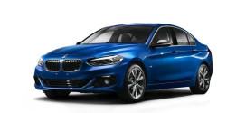 Представлен седан BMW 1-Series