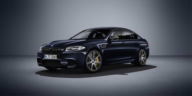 Вышла последняя спецсерия BMW M5 Competition Edition