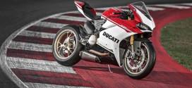 Ducati 1299 Panigale S Anniversario в честь 90-летия компании