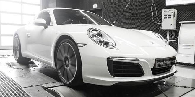 Ателье Mcchip-DKR подготовило тюнинг Porsche 911 Carrera