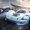 Неофициальный концепт Porsche Vision GT