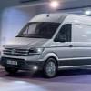 Рассекречен новый Volkswagen Crafter