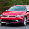 2017 Volkswagen Golf Alltrack получил 5 звезд от NHTSA