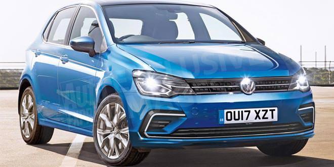 Новий Volkswagen Polo вийде у 2017 році