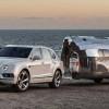 Bentley Bentayga обзавелся штатным фаркопом