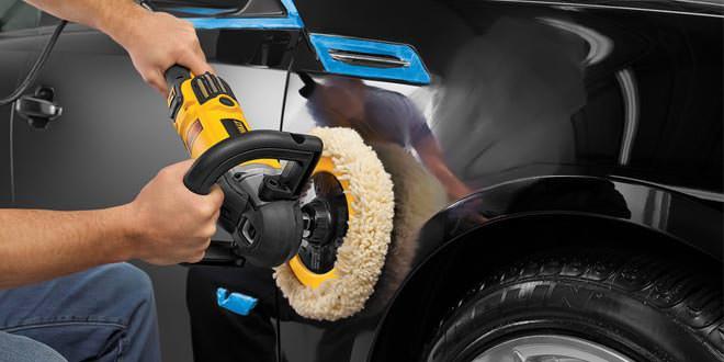 Выбираем средство для полировки авто