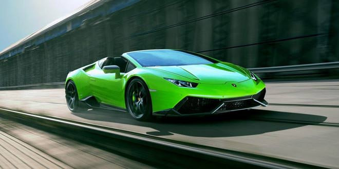 Novitec Torado показал тюнинг для Lamborghini Huracan Spyder
