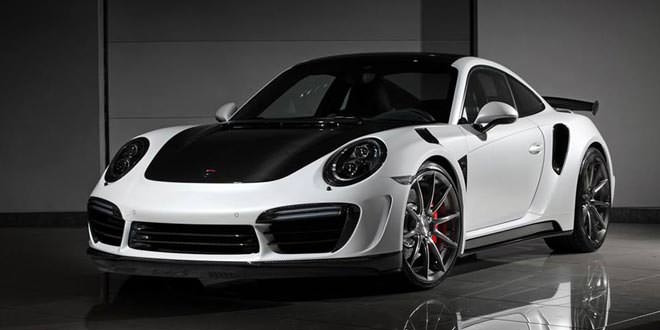 Ателье TopCar подготовило Porsche 991 Stinger GTR Mk II
