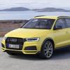 Вышел обновленный кроссовер Audi Q3