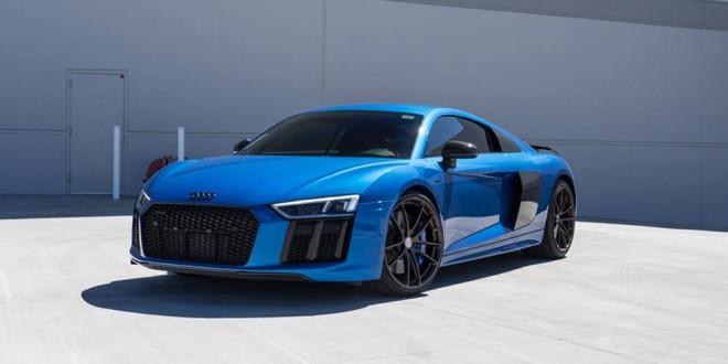 Новая Audi R8 в стайлинге от TAG Motorsports