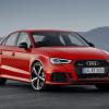Рассекречен «горячий» седан Audi RS3