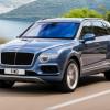 Bentley Bentayga Diesel — быстрейший дизельный внедорожник