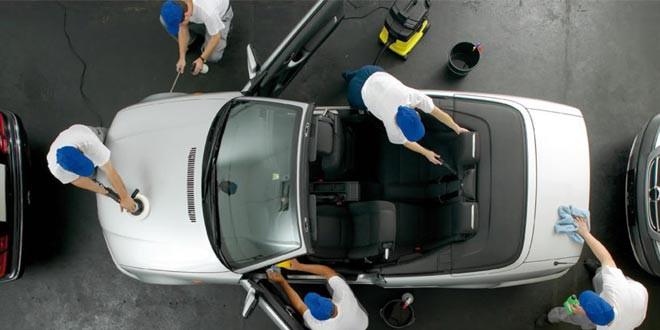 Как правильно сделать уборку салона автомобиля?