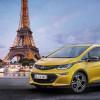Компактный электромобиль Opel Ampera-e показали в Париже