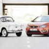 SEAT сравнивает модель 600 и Ibiza. 60 лет эволюции безопасности