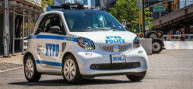 Представлен полицейский Smart ForCops