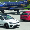 Volkswagen Golf R360S — эксклюзивно для Швейцарии