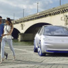 В Париже показали электрокар с автопилотом Volkswagen I.D.