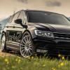 Новый Volkswagen Tiguan поставили на 21-дюймовые катки