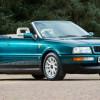 Audi 80 Cabriolet принцессы Дианы продадут с аукциона