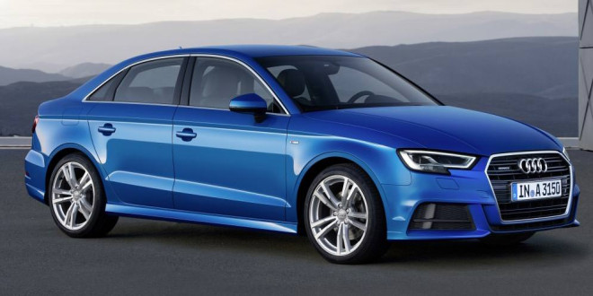 Audi A3 получила новый базовый 2,0-литровый двигатель