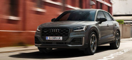 Компактный кроссовер Audi Q2 уже в Украине