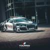 Полицейская Audi R8 — новый шоу-кар для ADAC