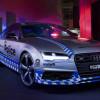 Полицейская Audi S7 Sportback встала на службу в Австралии