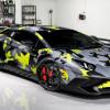 Lamborghini Aventador SV Sports CamoBull от Novitec Torado