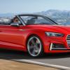 Рассекречена новая Audi A5/S5 Cabriolet 2017