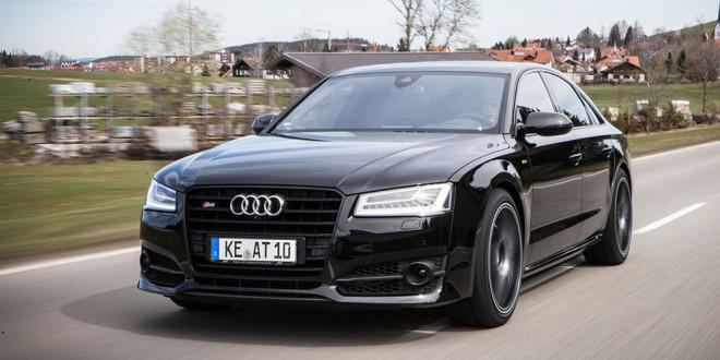 Монстр-седан Audi S8 Plus от ABT Sportsline