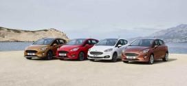 Представлен хэтчбек Ford Fiesta нового поколения