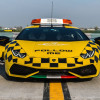 Lamborghini Huracan взяли на службу в аэропорт Болоньи