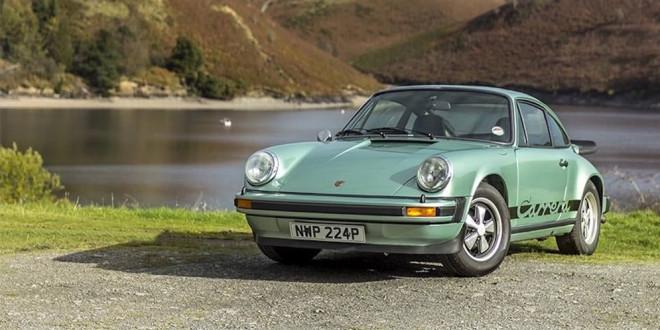 Отреставрированный Porsche 911 Carrera MFI готов к аукциону