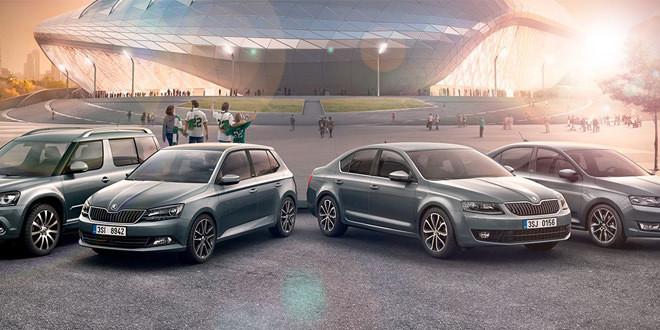 Автомобили Skoda в Санкт-Петербурге от официального дилера